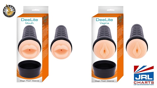 Nasstoys Unleashes the Stimulating Dee Lite Collection