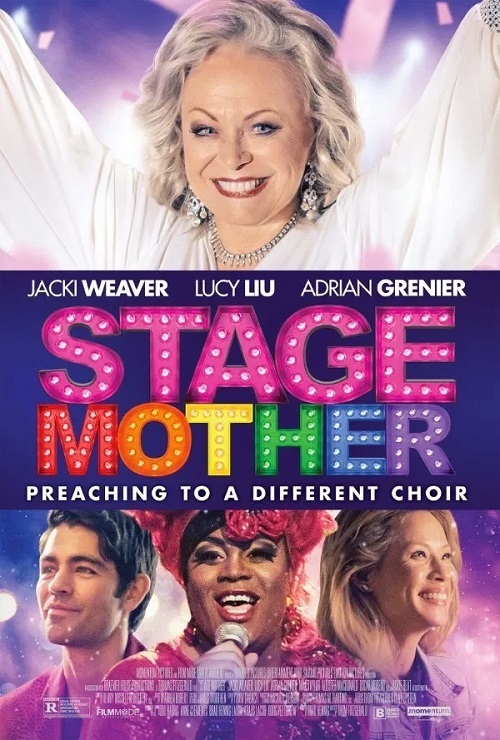 Stage Mother Official Poster - Momentum Pictures