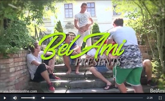 Summer Loves DVD - NSFW-Trailer-BelAmi (2020)