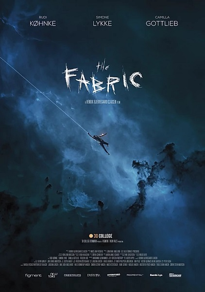 The Fabric-Sci-Fi Short Film (2020) Officila Poster