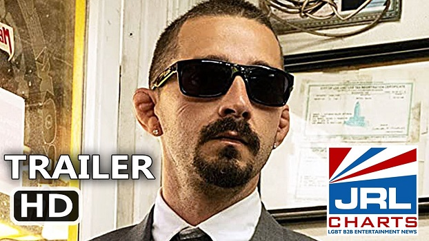The Tax Collecter Trailer #1 (2020) Shia LaBeouf is Back