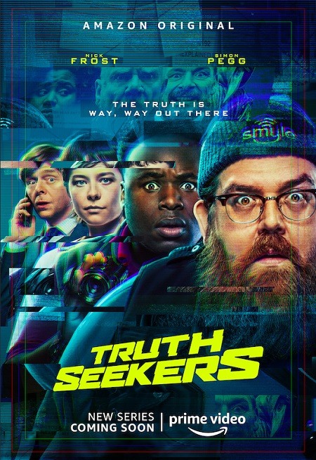Truth Seekers TV-Series-2020-Prime-Video