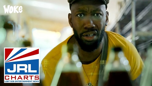WOKE (2020) Lamorne Morris Comedy Series-2020-12-07-jrl-charts-movie-trailers