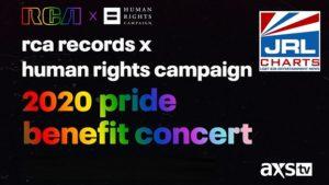 RCA x HRC - 2020 Pride Benefit Concert