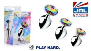 XR Brands unveil Booty Sparks Rainbow Prism Gems