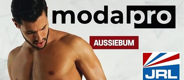 aussieBum Unleashes Modal Pro Underwear Video