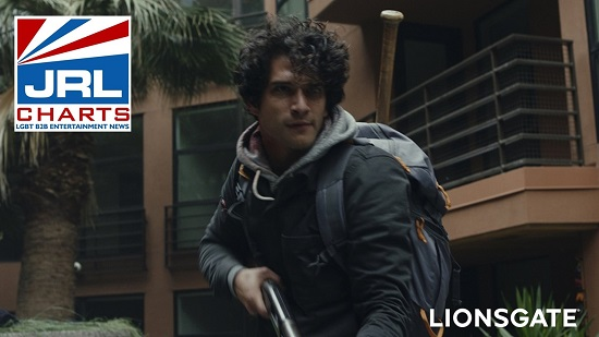 ALone - Tyler Posey - Lionsgate