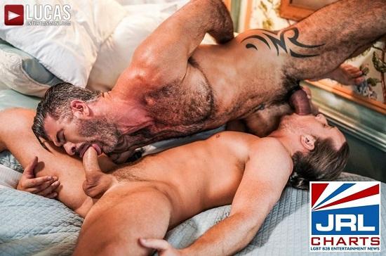 Adam Killian and Dan Saxon 69 gay porn
