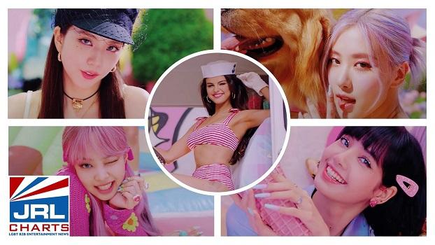 BLACKPINK 'Ice Cream' MV ft Selena Gomez debut with 120M Views