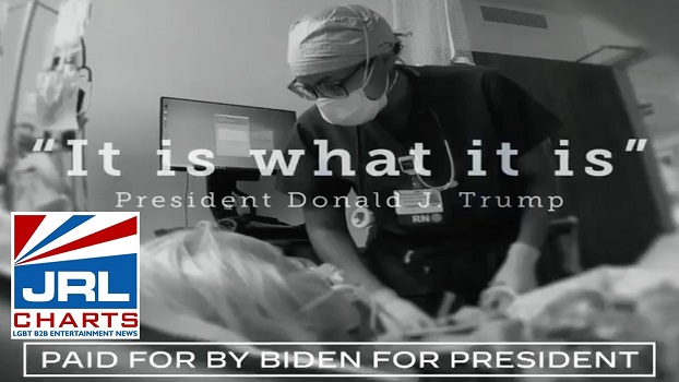Biden Campaign Turns Trump's 'It Is What It Is' Comment on Covid-19 Deaths Into Campaign Ad