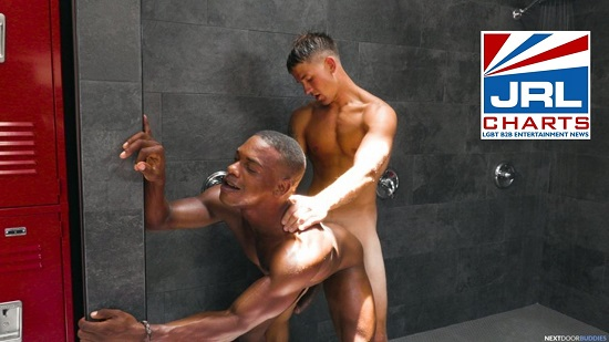 Brandon Anderson x Adrian Hart star in SOAKED-055
