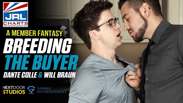 Breeding the Buyer-gaypornscene-DanteColle-WillBraun-next-door-studios