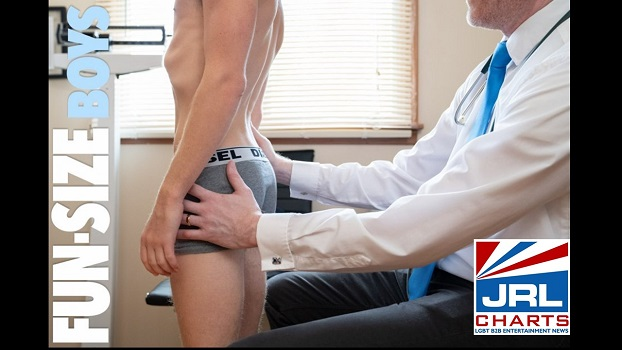 Chase & Dr Wolf-Chapter 2 Doctor Follow Up-gay-porn-scene-fun-size-boys