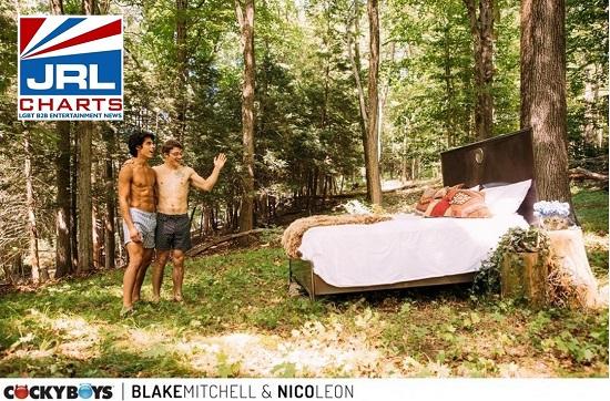 CockyBoys-Camp CockBoys Presents Blake Mitchell & Nico Leon