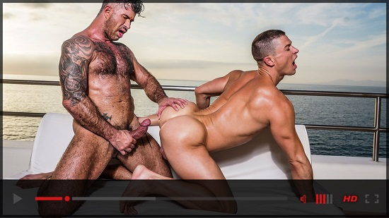 Daddy's in Charge Scene 02-gay-porn-trailer-Lucas-Entertainment