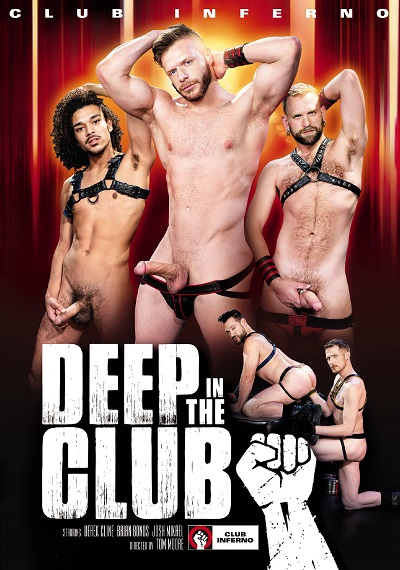 Deep In The Club DVD- front-Sleeve-Club-Inferno-Falcon-NakedSword