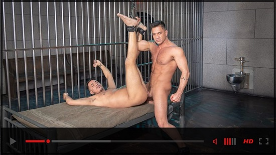 Dominic Pacifico' ENCHAINED DVD-gay-porn-trailer-2020-08-07