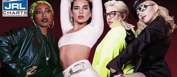Dua Lipa-Levitating Video-Madonna-Missy Elliot-jrl-charts