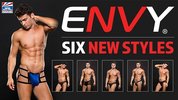 ENVY Menswear unveil Six New Styles from XGEN-Products-new-mens-underwear