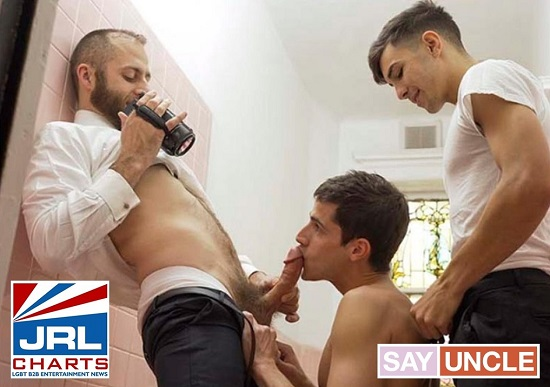 Elder Dial Chapters 1-4 DVD-gay-porn-threesome-Missionary-Boys-Pulse