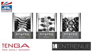 Entrenue Now Shipping Tenga' New GEO x Crysta Sleeves-2020-08-17-jrl-charts