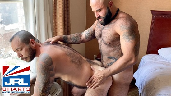 Fill My Hairy Hole Daddy -gay-porn-flip-fuck-Atlas Grant and Julian Torres-04