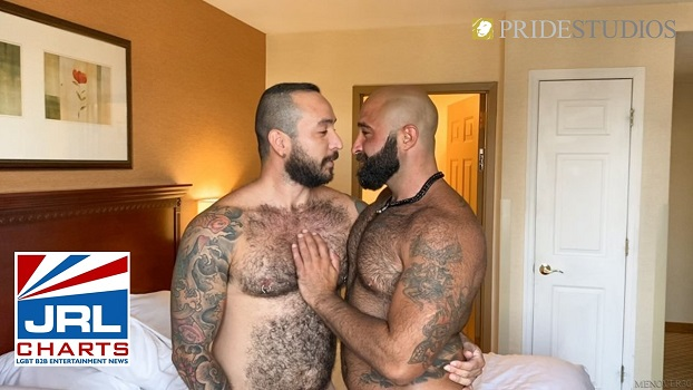 Fill My Hairy Hole Daddy -gay-porn-flip-fuck-Atlas Grant and Julian Torres-pride-studios