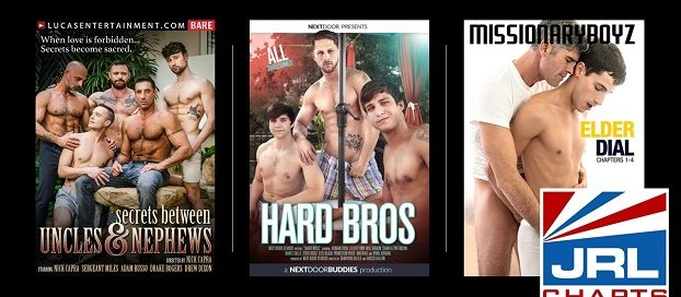 Gay Porn DVD New Releases – 08-03-2020-jrl-charts