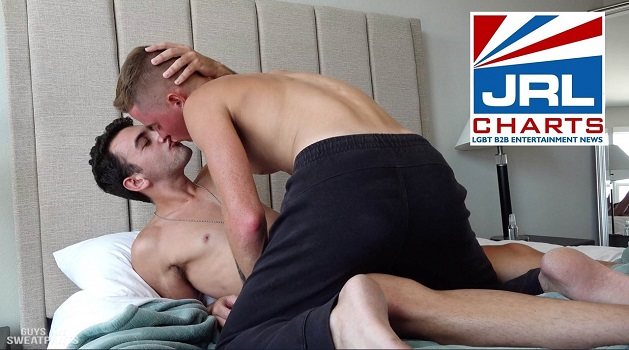 Guys In Sweatpants 'Daniel barebacks Greyson' is a Scorcher-2020-08-09
