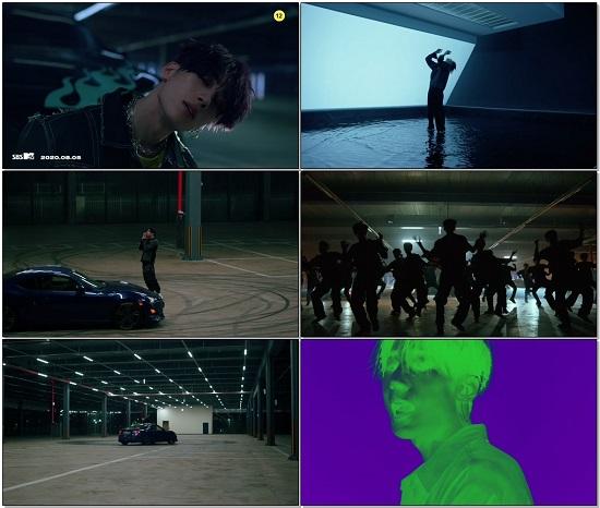 Han Seung Woo Sacrifice MV-Play M Entertainment (2020)