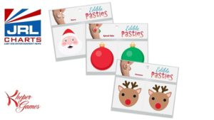 Kheper Games Expands Holiday Line to Include 3 New Edible Pasties