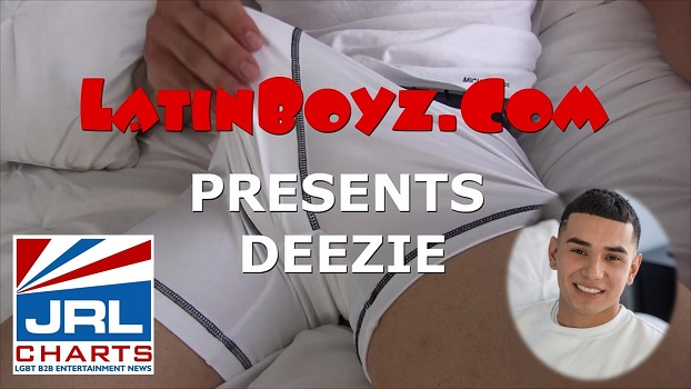 LatinBoyz Unleash 21 year-old Big Dick 'DEEZIE' for Latin Lovers-2020-08-15