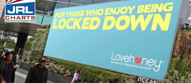 Lovehoney Wins £250K Ad Campaign in UK Ad Contest