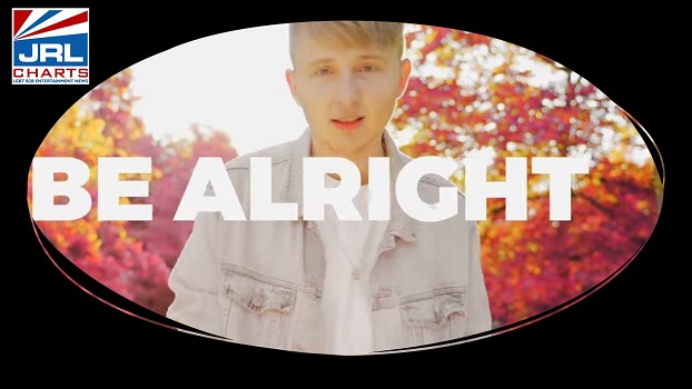 MKSM - Be Alright MV Debuts at #7 on LGBTQ Music Chart