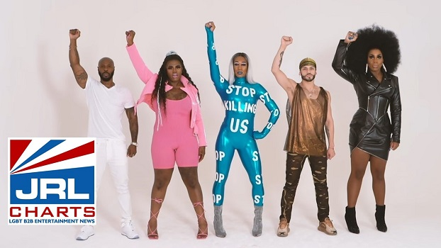 Monét X Change-March-Video catapults on the Gay Music Chart