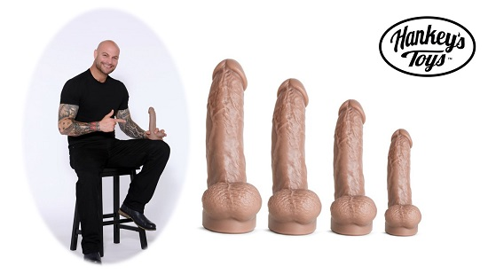 Mr-Hankey's-Toys-Cyrus King-Signature-Giant-Dildo-Collection