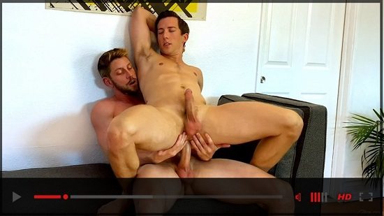 'My Hot Roommate-Pranking Isaac-gay-porn-movie-trailer