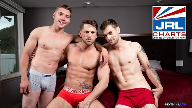 Next Door Studios Debuts 'Roman Todd Compilation-gay-porn-movie