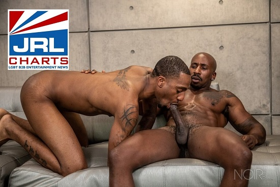 Noir Male-Titus McMasters and Max Konnor-Business Trip Bang