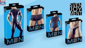 Orion unveils Svenjoyment Male Lifestyle Underwear New Packaging