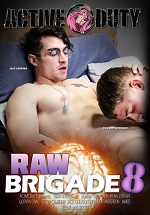 Raw Brigade 8 DVD
