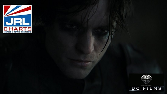 Robert Pattinson- The Batman (2021)-DC Films-Warner-Bros Pictures