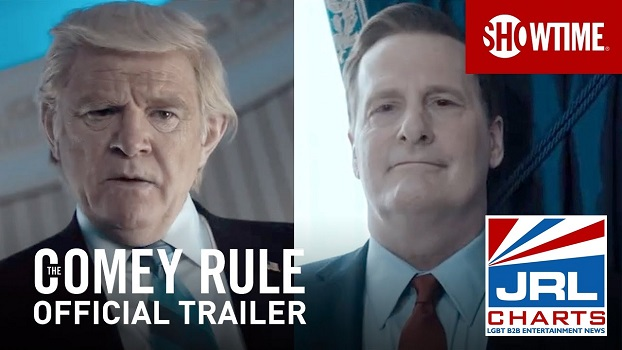 THE COMEY RULE Trailer - Drama TV Mini-Series First Look