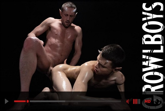 THE KID Chapter 5-The-Fauntlet-Gay-Porn-Trailer-GrowlBoys