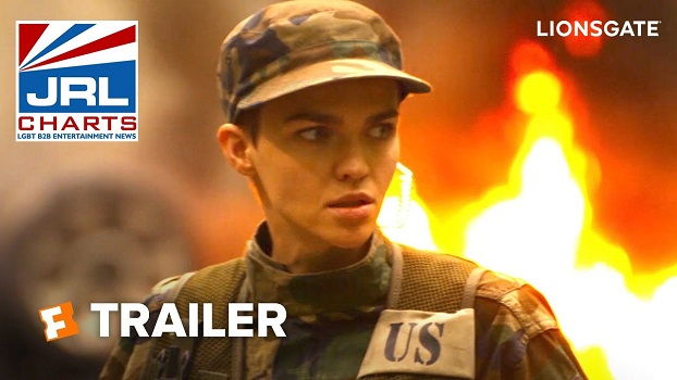 The Doorman action thriller movie Trailer (2020) Ruby Rose-jrl-charts-movie-trailers