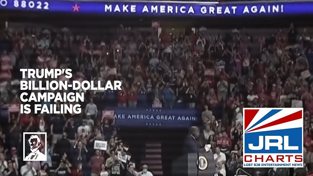 The Lincoln Project - 730K Views with Complacent anti-Trump-ad