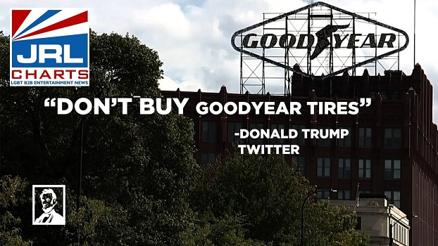 The Lincoln Project Hits Trump for Criticizing Goodyear, An American Company