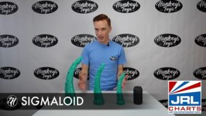 Watch Justin of Hankey's Toys Spotlights SIGMALOID Anal Toys-2020-08-22