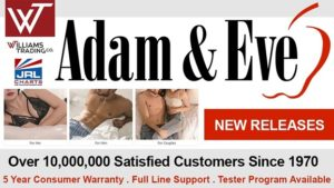 Williams Trading Co. Adds Adam & EveⓇ Custom Landing Page