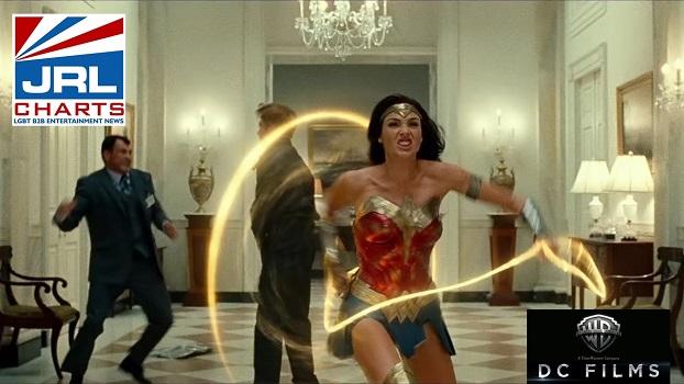 Wonder Woman 1984 Trailer #2 (2020) Gal Gabot, Chris Pine